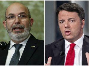 "Crimi attacca Renzi: ""Ennesima pagliacciata, dica se sta in"