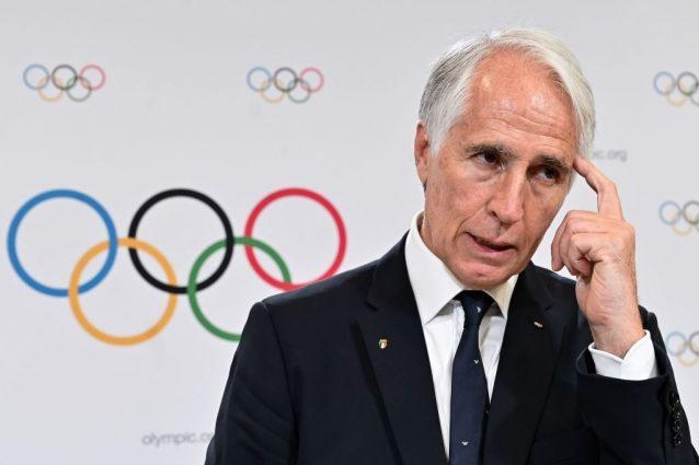 """Coronavirus, Malagò: """"Le Olimpiadi di Tokyo 2020 si faranno, parola d'onore"""""""