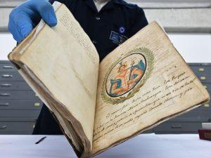 Manoscritto Inca ritrovato dopo secoli: Valore incalcolabile