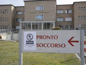 Evacuato l'ospedale di Schiavonia, dove si è registrata la p