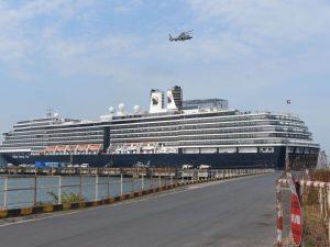 Covid 19, sulla nave Westerdam un infetto: passeggeri sbarca