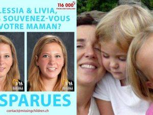 Scomparsa di Alessia e Livia Schepp, la mamma delle gemellin