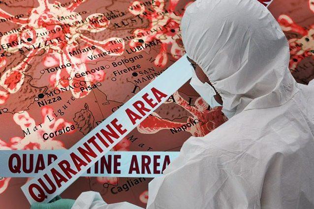 Coronavirus, a Tenerife 1000 persone in quarantena nell'hote