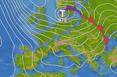 Previsioni meteo 26 febbraio, arriva il freddo sull'Italia: