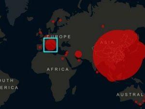 Coronavirus in Italia, la mappa aggiornata del contagio regi