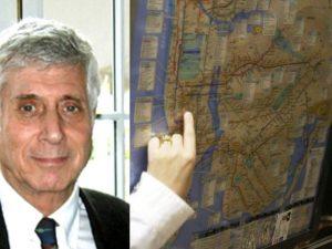 Morto Michael Hertz, addio al padre della storica mappa dell