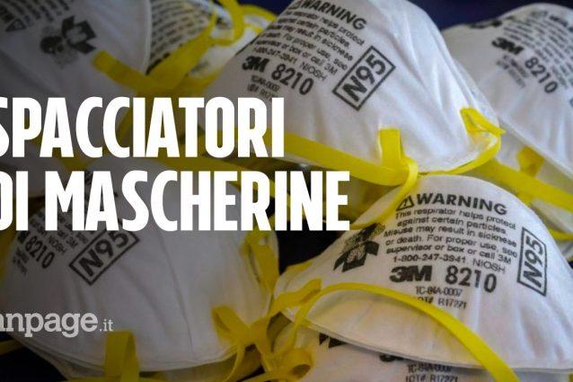 Coronavirus |  mascherine vendute fino a 1000 euro l'una con annunci ingannevoli