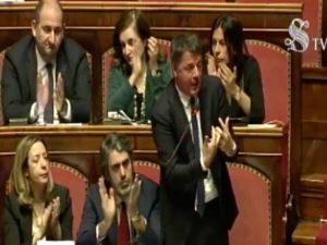 """Segnali di pace Renzi a Conte: """"Al Consiglio europeo ci rapp"""