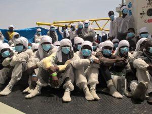 Coronavirus, perché chiudere le frontiere ai migranti (come