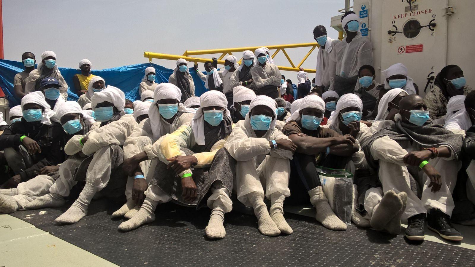 Coronavirus, perché chiudere le frontiere ai migranti (come chiede ...