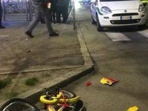 Novara, fermato il motociclista pirata che ha investito e uc