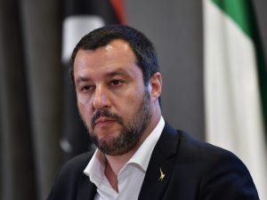 "Coronavirus, Matteo Salvini: ""Qualcuno a sinistra gode per i"