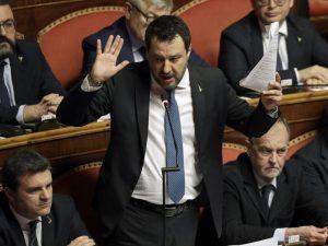 """Open Arms, la difesa di Salvini: """"Italia non aveva obblighi. Nave doveva andare in Spagna o a Malta"""""""