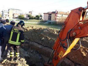 San Benedetto del Tronto: operaio di 65 anni muore in un can