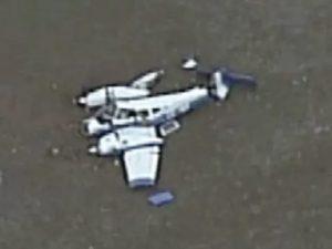 Australia, dramma nei cieli: due aerei si scontrano in volo: