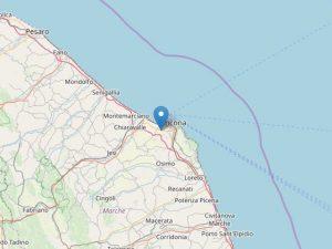 Terremoto nelle Marche, scossa di magnitudo 2.4 avvertita ad