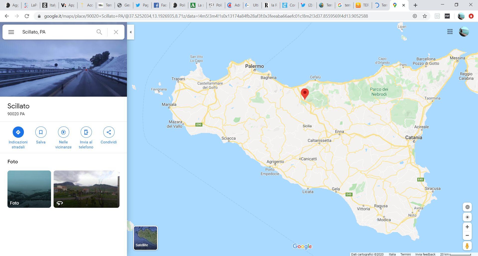 Terremoto in Sardegna, scossa di magnitudo 3.5 al largo di Olbia ...
