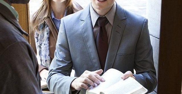 """""""Sono cresciuto in una famiglia di testimoni di Geova. È sta"""