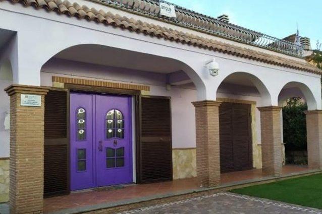 La villa confiscata ai Casamonica è ora uno spazio per ragazzi autistici: ...