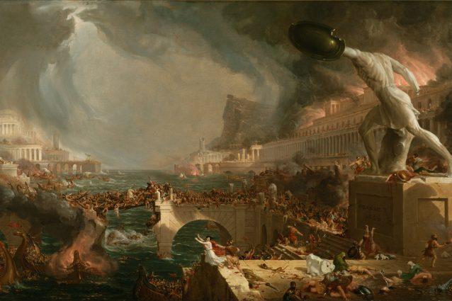 Quando la peste antonina si diffuse nell'Impero romano per l