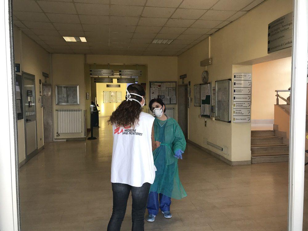 Coronavirus, così le Ong stanno aiutando l'Italia a combattere l ...