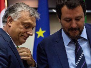 L'endorsment di Salvini a Orban è uno schiaffo a tutti gli e