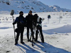 """Troupe italiana bloccata in Groenlandia: """"Siamo in un paesin"""