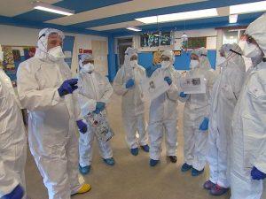 In arrivo 20 medici dall'Ucraina per lotta al Coronavirus, l