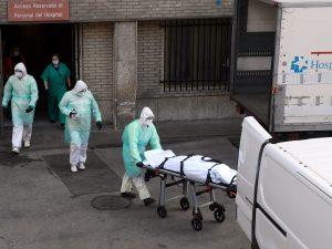 La Spagna supera l'Italia per numero di contagi di Coronavir