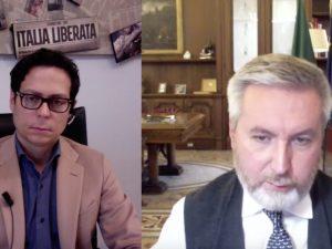 """Intervista Guerini a Fanpage.it: """"Ritorno a normalità non bl"""