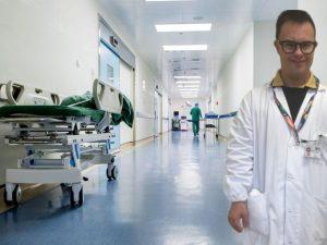 """Lorenzo, 41 anni con la Sindrome di Down: """"Mi mancano lavoro"""