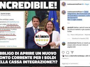 """La bufala di Salvini su cassa integrazione: """"Banche obbligan"""