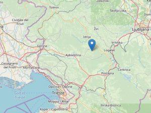 """Terremoto al confine con la Slovenia, magnitudo 3.4: """"Sentit"""