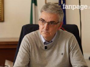 """Brusaferro (Iss) a Fanpage.it: """"Sui tamponi nessun errore, a"""