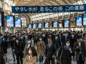 Il Giappone si arrende alla pandemia: dichiarato lo stato d'