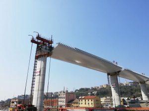"""Ponte di Genova, """"struttura completa entro il 21 aprile"""": l'"""