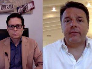 """Matteo Renzi a Fanpage: """"Stato anticipi liquidità a chi ha p"""