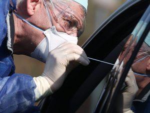 Autotrasportatore positivo al coronavirus si mette sul camio
