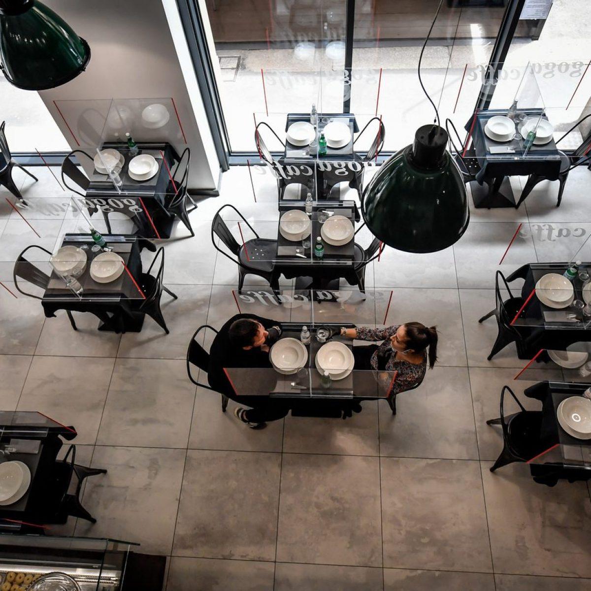 Cosa Organizzare In Un Bar come si andrà al bar e al ristorante dal 18 maggio: distanza