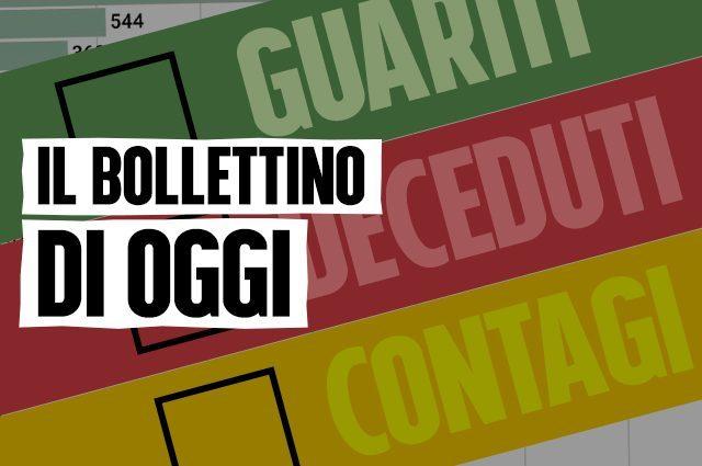 Bollettino Varianti COVID-19