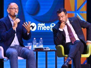 """Letta contro Salvini: """"Dice che è free vax ma non esiste, se dice così è no vax"""""""