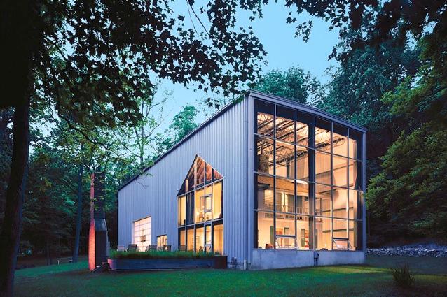 le 10 case pi belle ricavate da vecchi container. Black Bedroom Furniture Sets. Home Design Ideas