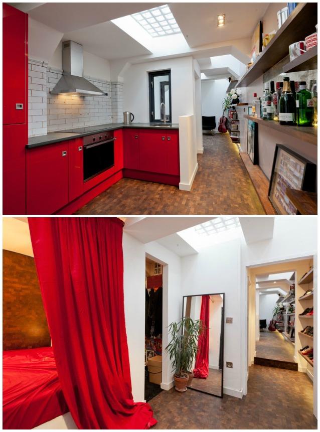 Londra il bagno pubblico diventa una casa di lusso for 12 piani casa di lusso camera da letto