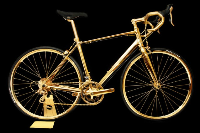 Londra, ecco la bicicletta più costosa al mondo