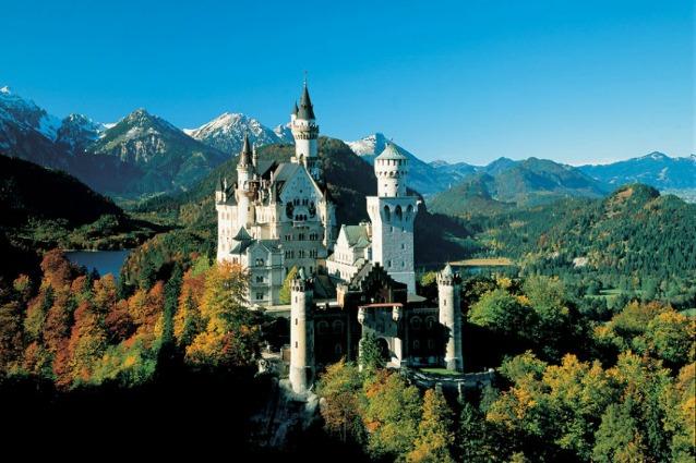 I 10 castelli più belli in giro per il mondo