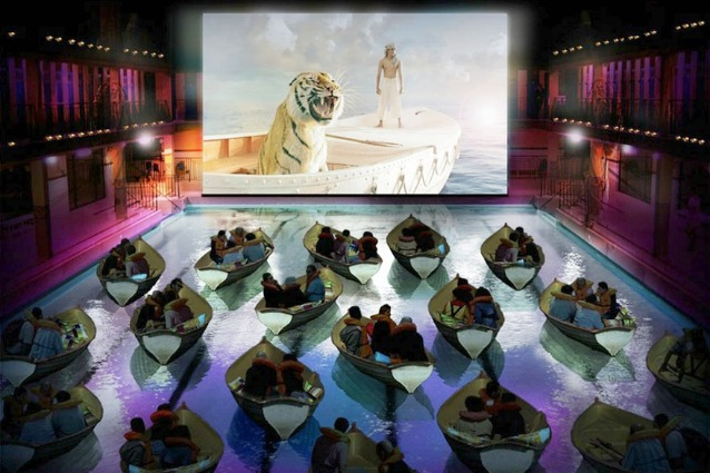 I 10 cinema più spettacolari in giro per il mondo