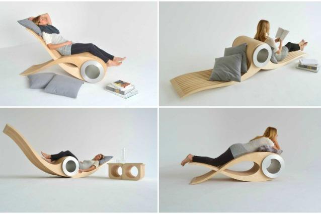 Exocet la sedia che si trasforma in ci che desideri for Studiare design a milano