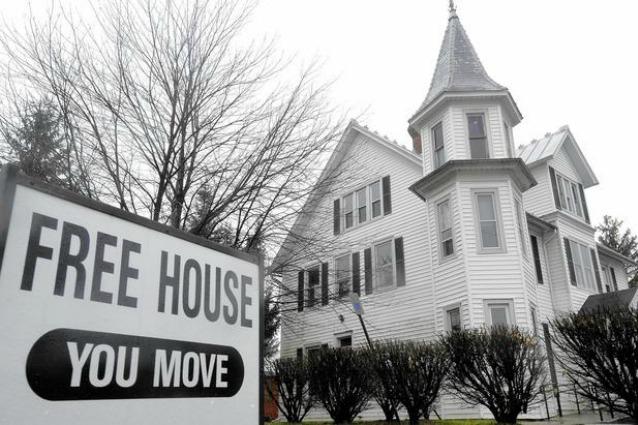 La casa è gratis se riesci a spostarla