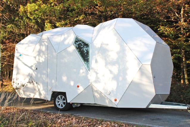 Mehrzeller il camper pi lussuoso e tecnologico al mondo for Casa piu il mobile