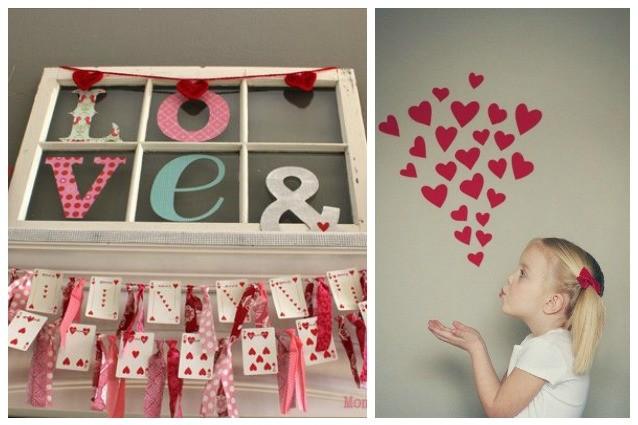 San valentino come decorare casa a costo zero - Rinnovare casa a costo zero ...